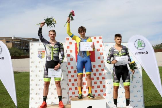 Харківський велогонщик переміг у Чехії