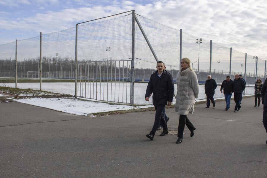 Алексей Кучер: Бывшую базу «Металлиста» в Высоком будем восстанавливать