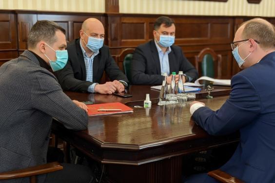 Голова ХОДА обговорив зростання цін на окремі групи товарів з керівництвом Антимонопольного комітету