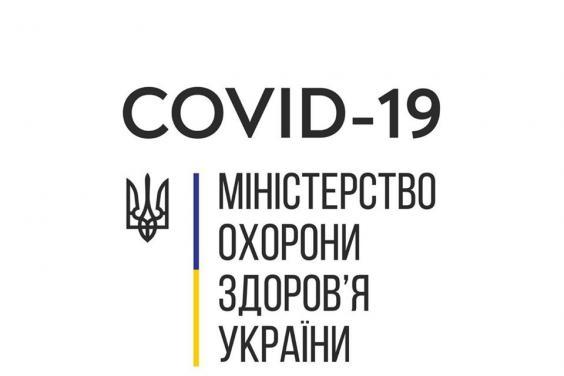 В Україні - 1319 лабораторно підтверджених випадків COVID-19