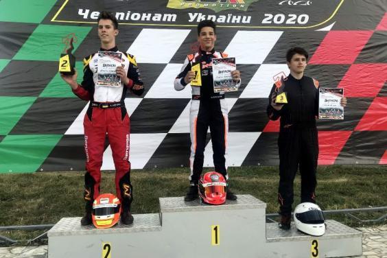 Харківські гонщики лідирують на чемпіонаті України