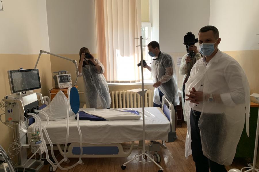 Ситуація з COVID-19 в області прямо залежить від ставлення кожного громадянина. Олексій Кучер