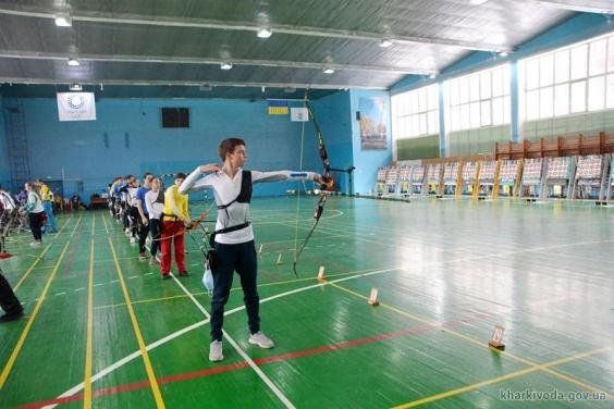 Харківські лучники завоювали 27 нагород на Кубку Рубана