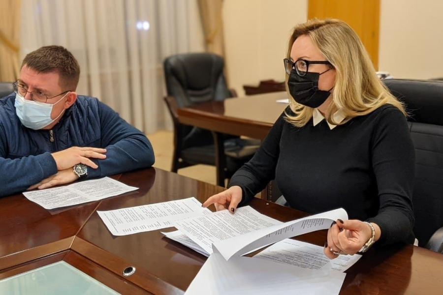 Жителі області можуть обирати постачальника газу між «Нафтогазом» та «Харківгаз Збутом» - Тетяна Єгорова-Луценко