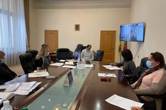 На Харківщині триває процес реорганізації РДА