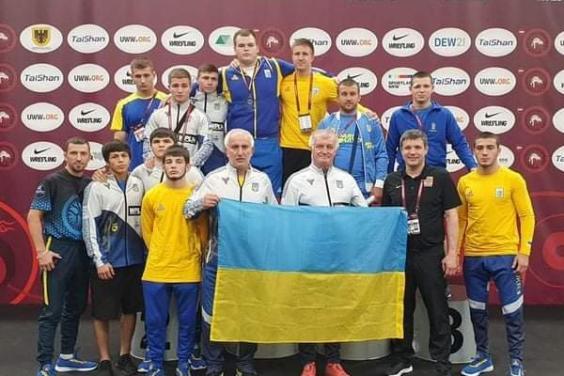 Харьковский борец привез «серебро» с чемпионата Европы   Первая Столица Харьков