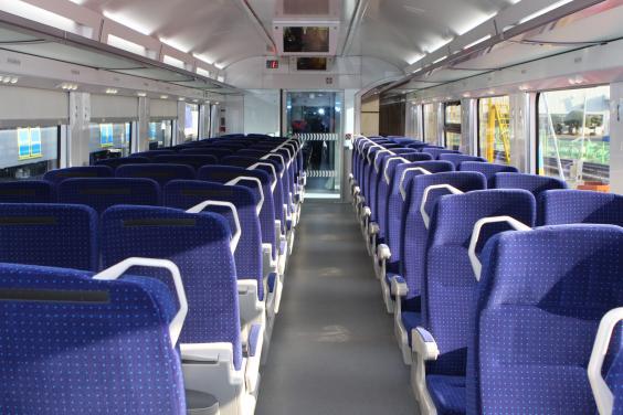 Курсирование дневного скоростного поезда Харьков-Киев продлено до 29 апреля