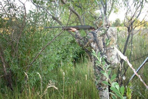 На території Ізюмського району полювання заборонено