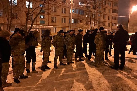 По делу о стрельбе в Харькове задержано 5 человек (ВИДЕО)