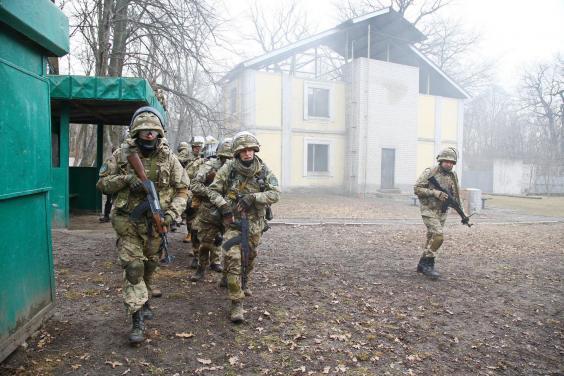 В области пройдут тактико-специальные занятия с отрядами территориальной обороны