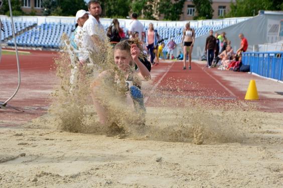 Харьковчане завоевали второе место на чемпионате Украины по легкой атлетике (ФОТО)