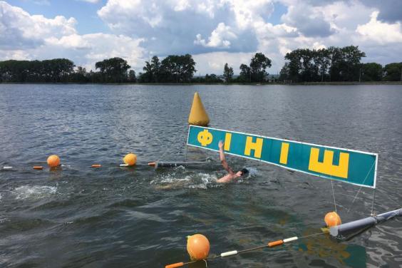 Харьковские пловцы завоевали медали