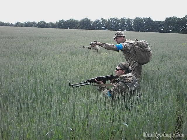 В области проходят командно-штабные учения по теробороне (ФОТО)