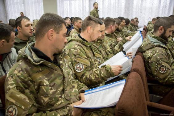 Харьковщина лидирует по обеспечению участников АТО земельными участками - Светличная