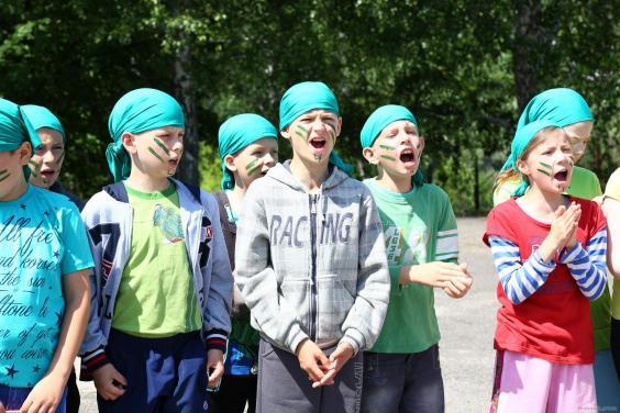 Харьковщина - лидер по проведению летней оздоровительной кампании