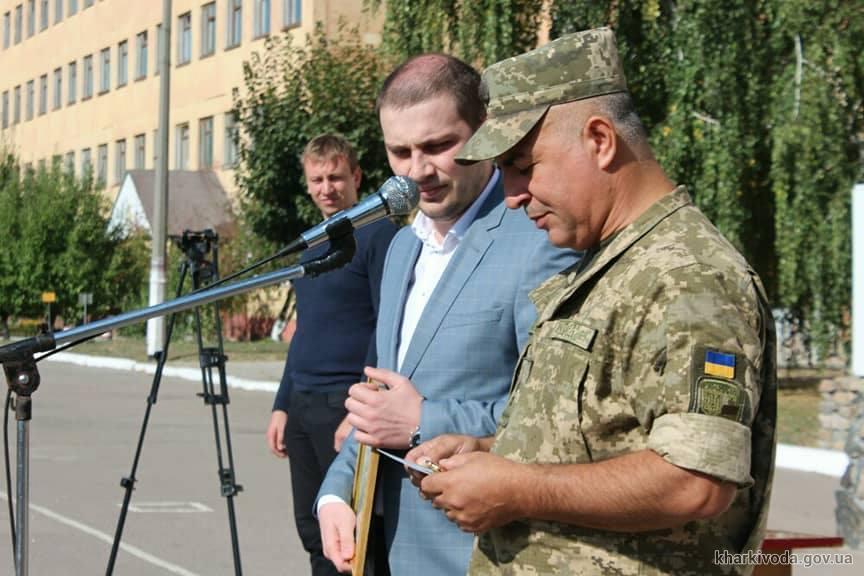 159 военнослужащих 92 ОМБр получили правоустанавливающие документы на землю (ФОТО)