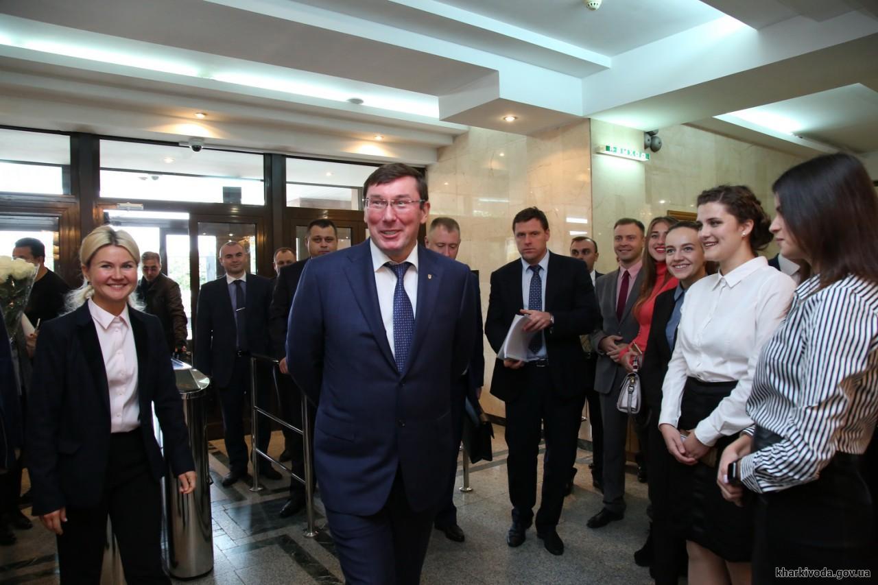 Светличная и Луценко поучаствовали в дискуссии