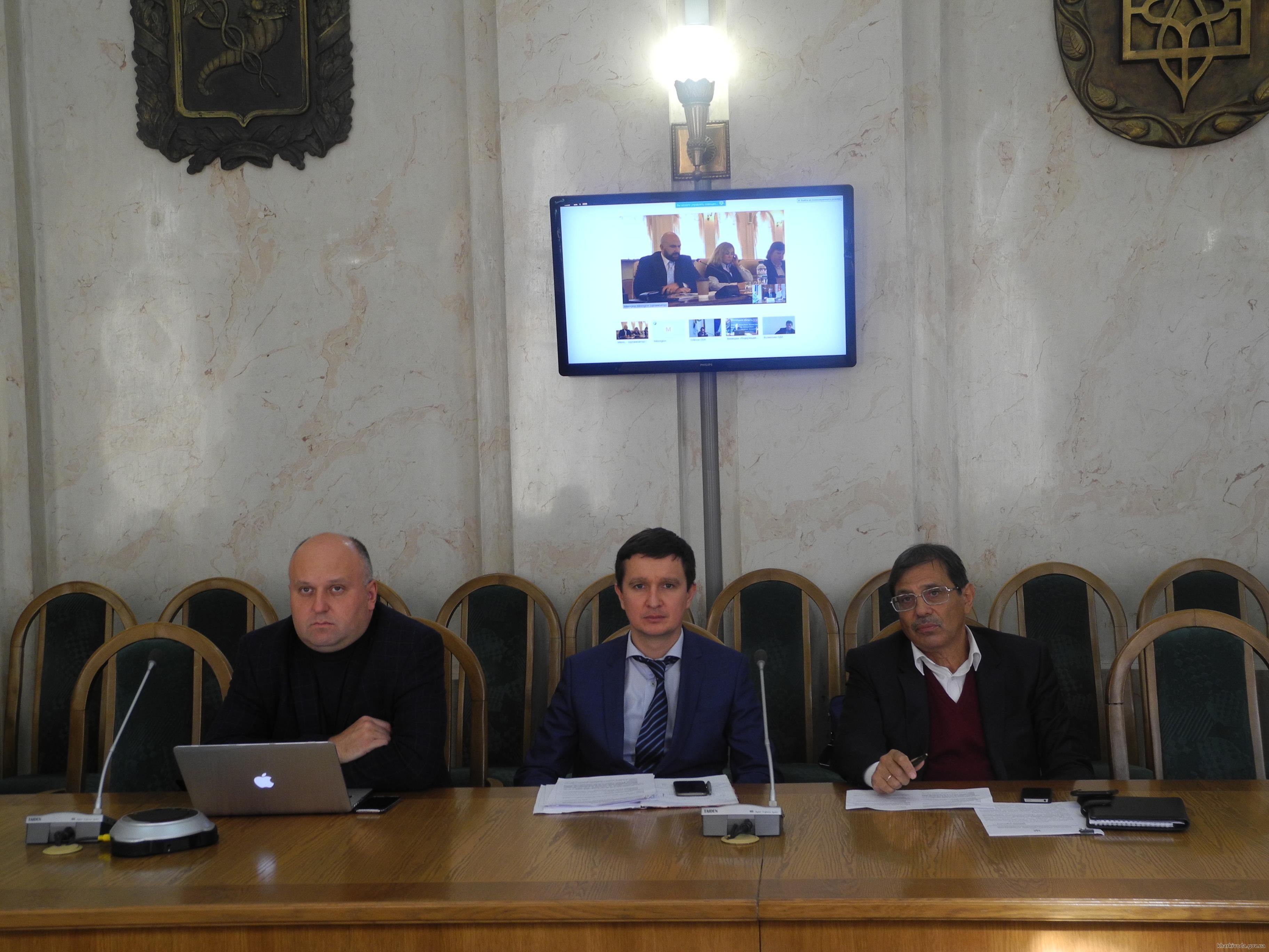 На Харьковщине ожидают перераспределения сэкономленных средств ГФРР (ФОТО)