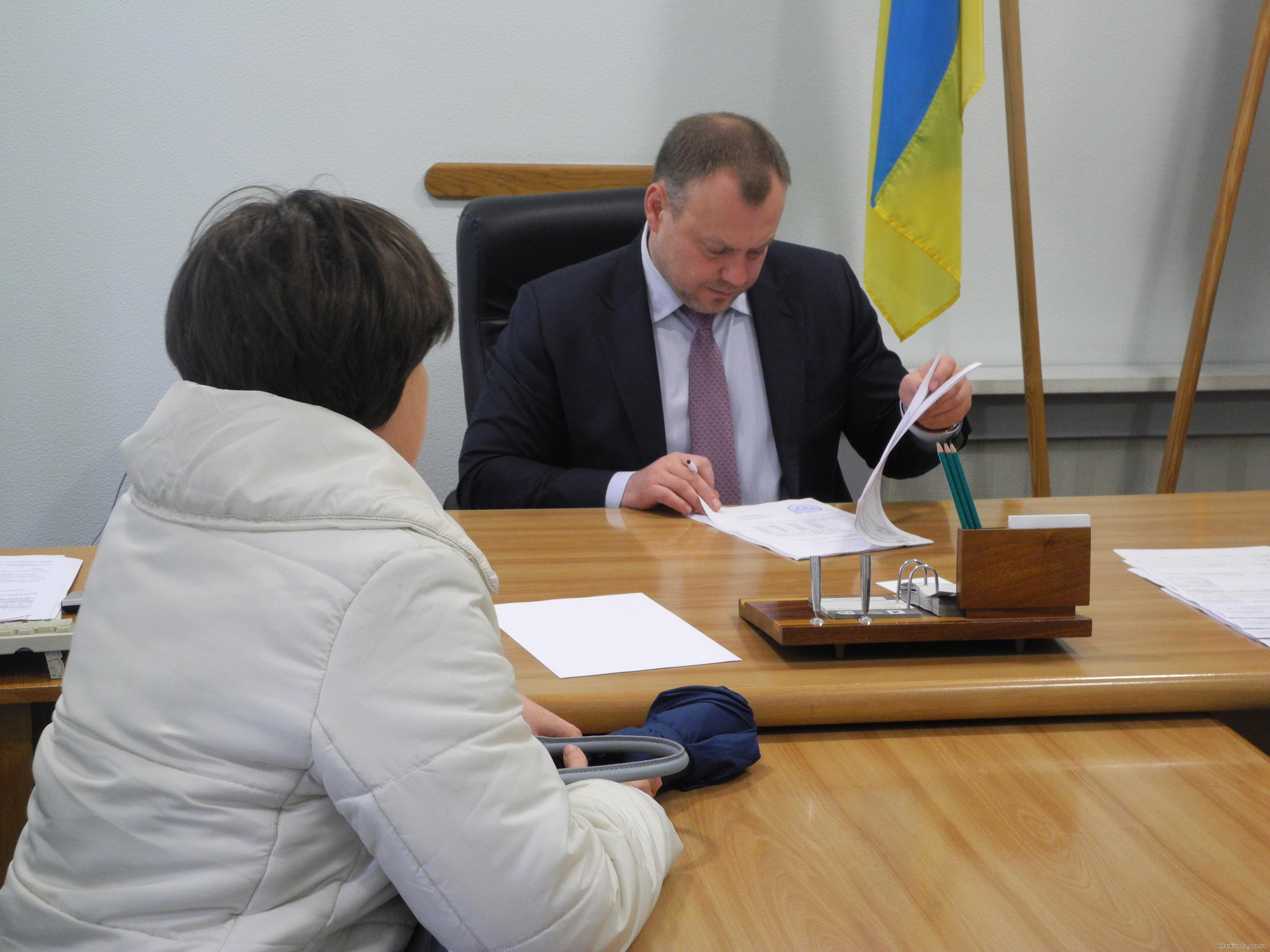 Михаила Черняка просили содействовать выделению материальной помощи на лечение (ФОТО)