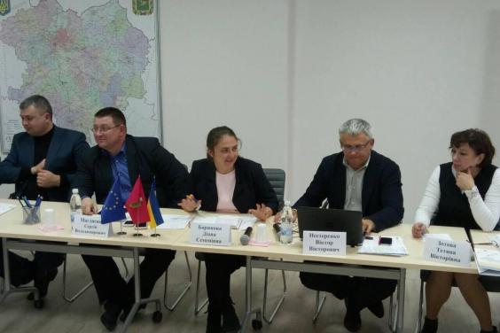 На Харьковщине обсудили вопросы ремонта дорог в объединенных территориальных громадах