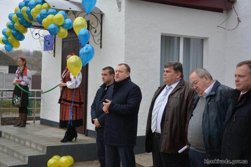 В поселке Хорошево открыли отремонтированную амбулаторию (ФОТО)