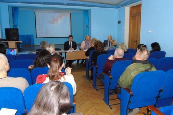 Координационный совет по национально-патриотическому воспитанию обсудил планы работы украинского спикинг-клуба