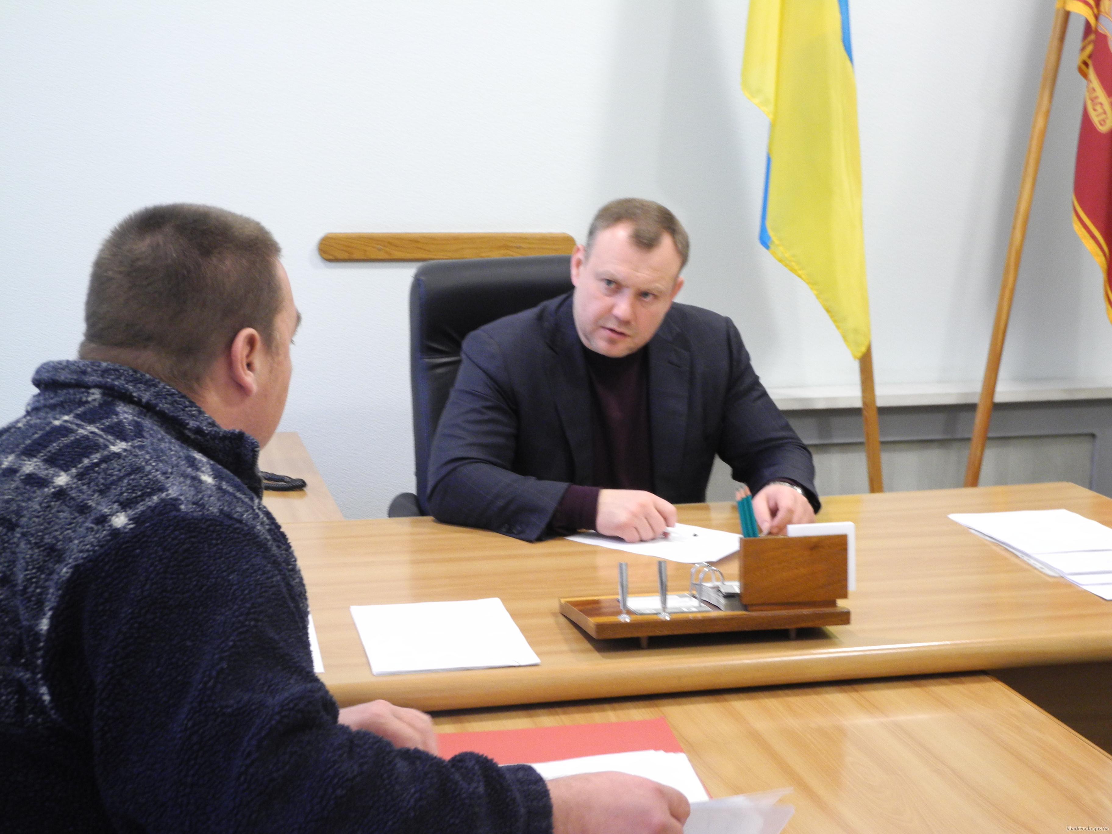 Заместителя Светличной просили содействовать вопросам оформления субсидий