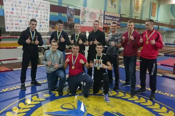 Кикбоксеры Харьковской области завоевали «серебро» всеукраинского турнира
