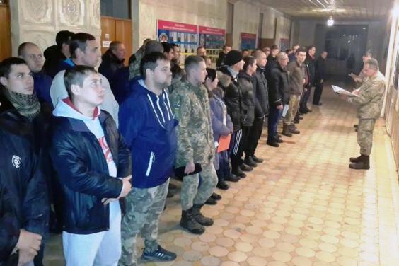 В 2017 году около 2000 жителей Харьковщины стали воинами-контрактниками