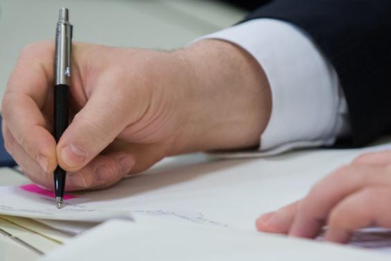 Президент присвоил почетное звание «Заслуженный юрист Украины» прокурору Харьковщины Юрию Данильченко