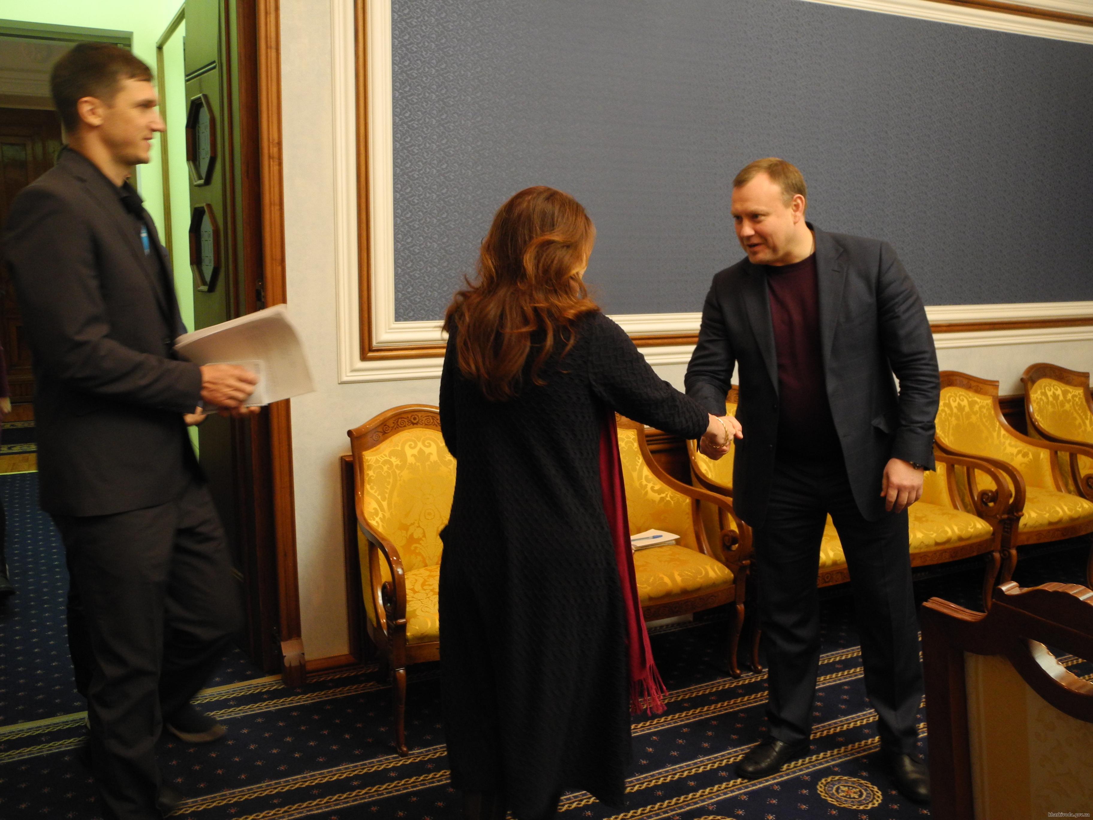 В Харькове обсуждали перспективы сотрудничества области с Мониторинговой миссией ООН