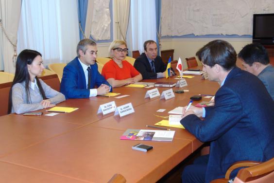 Японцы заинтересованы инвестировать в сферу утилизации бытовых отходов на Харьковщине