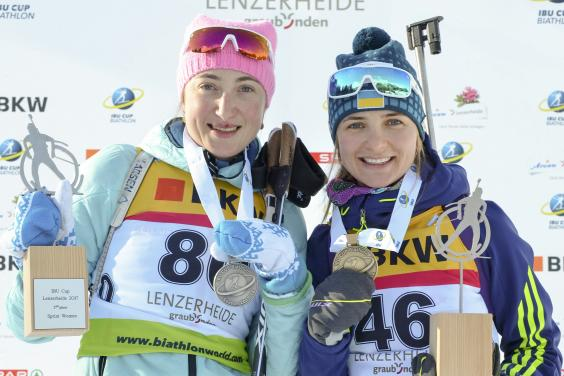 Ольга Абрамова завоевала «серебро» этапа Кубка IBU
