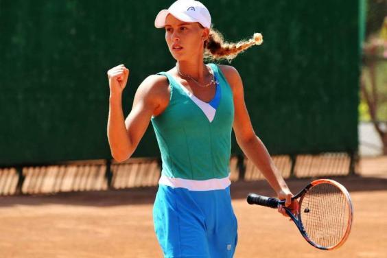 Марина Чернышова завоевала очередной титул ITF