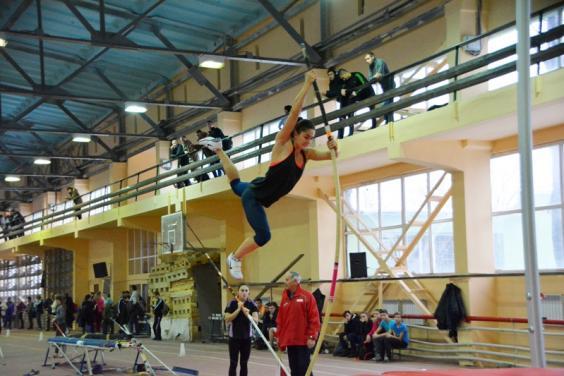 Состоялись областные соревнования по легкой атлетике