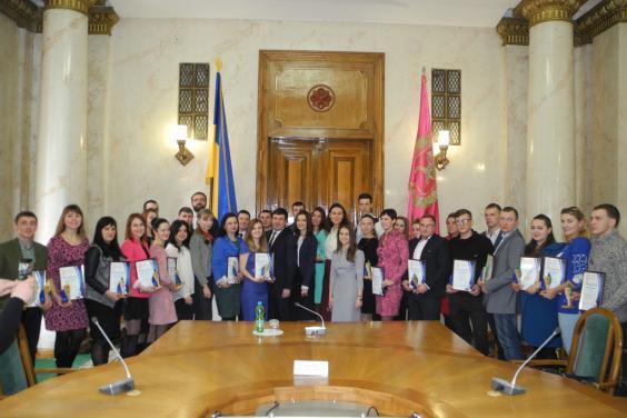 Победители фестиваля «Молодежный лидер года - 2016/2017» получили награды ХОГА
