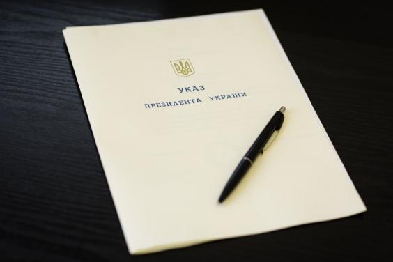 Выдающиеся харьковчане отмечены государственными наградами Украины