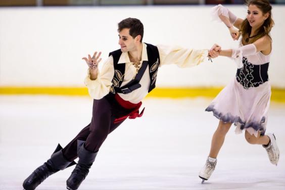 Харьковские фигуристы отправились на зимнюю Олимпиаду в Южную Корею