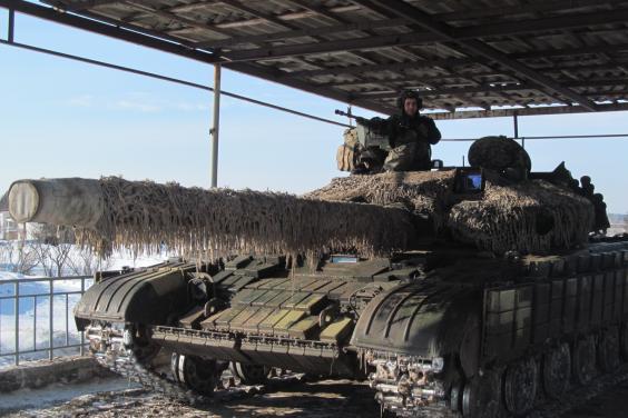 На Харьковщине бойцы и резервисты 92-й ОМБр учатся по программе Orbital