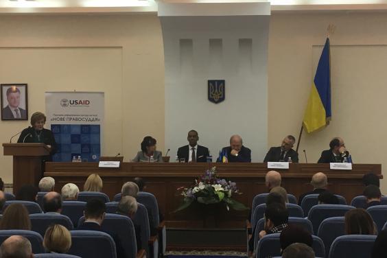 На Харьковщине обсудили главные аспекты внедрения судебной реформы