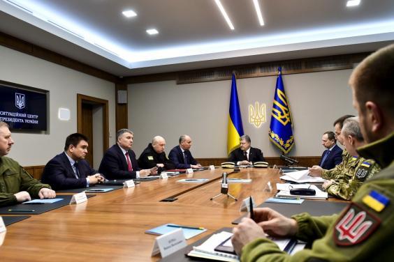 Україна залишається відданою мирному вирішенню проблеми звільнення окупованих територій. Президент