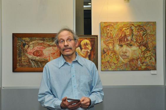 «Мистецтво Слобожанщини» запрошує на лекцію Михайла Красикова