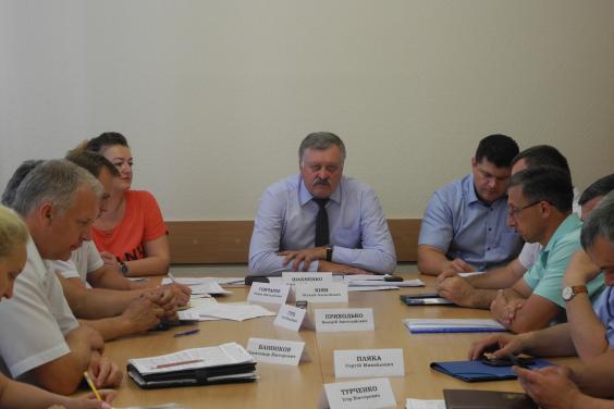 У ХОДА обговорили питання підготовки до опалювального сезону 4 районів області