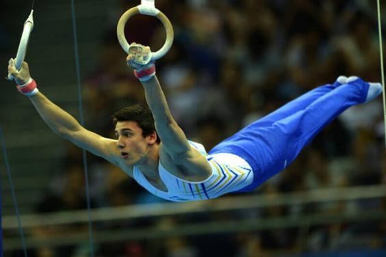 Владислав Грико здобув медалі Кубку України зі спортивної гімнастики