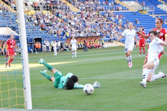 ЖФК «Житлобуд-1» вийшов до плей-офф жіночої Ліги чемпіонів УЄФА