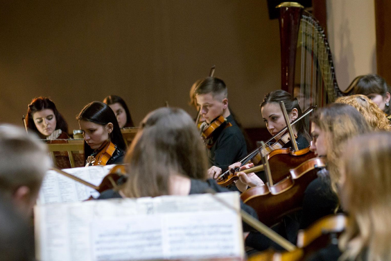 Оркестр «Слобожанський» представить програму «Шедеври світової оперної та симфонічної класики»