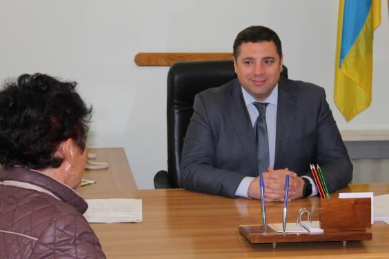 Вадим Данієлян провів особистий прийом громадян
