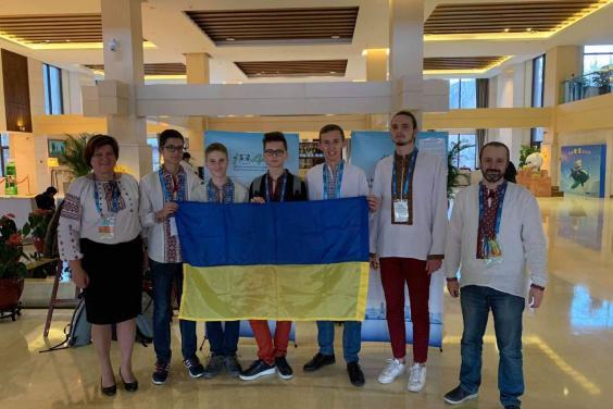 Харківський школяр отримав «срібло» на Міжнародній олімпіаді з астрономії та астрофізики