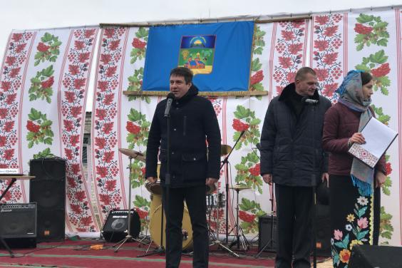 Анатолій Бабічев привітав з Днем заснування села жителів Єфремівки