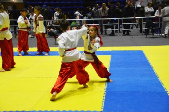 У Харкові відбувся чемпіонат світу з козацького двобою